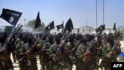 Militantë islamikë, foto ilustruese