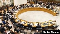 Zasedanje Saveta bezbednosti UN