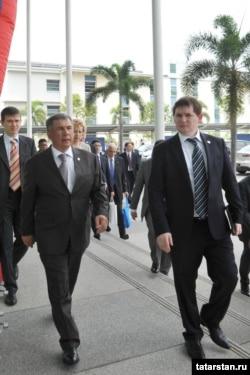 Татарстан делегациясе Малайзиядә