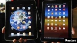 Samsung Electronics ширкати ишлаб чиқарадиган телефонлардан бири.