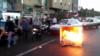 تظاهرات اعتراضی به تهران کشیده شد