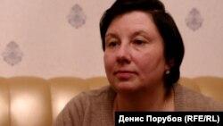 Жительница Екатеринбурга Екатерина Вологжанинова, которую обвиняют в экстремизме