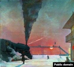Георгі Ніскі. У шляху. 1958 год