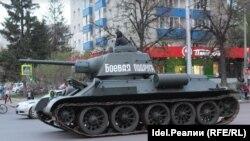 Таможенники в параде Победы. Уфа готовится к 9 мая