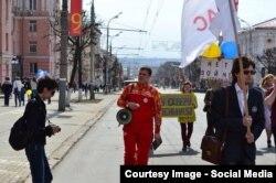 Ижевск нет войне с Украиной