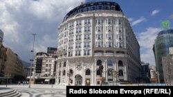Отель Marriott в Скопье, Македония (иллюстративное фото)