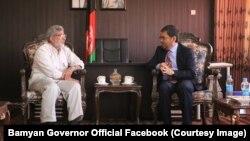 """طاهر زهیروالی بامیان: """"اسماعیل قاآنی هنگام ملاقات با او ، چرا خود را معاون سفیر ایران در کابل معرفی کرده بود؟"""