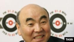 Мурдагы кыргыз президенти Аскар Акаев