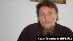Софроний әкей. Алматы облысы, 24 шілде 2013 жыл.