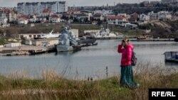 Севастополь, март 2016 года. Иллюстрационное фото