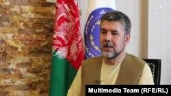 د افغانستان د ملي امنیت پخوانی رئیس رحمتالله نبیل