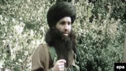 دپاکستان د تحریک طالبان مشر ملا فضل الله، عکس د یو ویډیو کلیپ نه راخیستل شوی