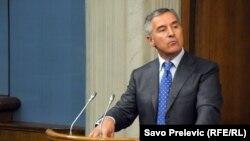 Црногорскиот премиер Мило Ѓукановиќ
