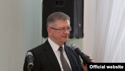 Russian Ambassador to Poland Sergei Andreev
