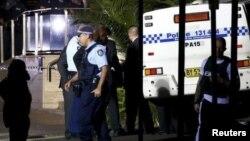 Австралия полициясы (Көрнекі сурет).