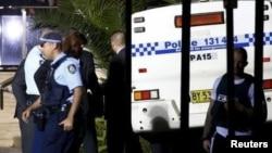 Австралийские полицейские. Иллюстративное фото.