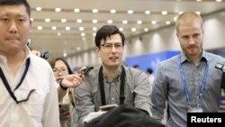 Alek Sigley stigao u Peking