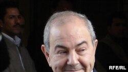 السياسي العراقي إياد علاوي