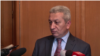 Armenian Minister of Finance Atom Janjughazian