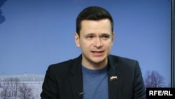 Russian oppositionist Ilya Yashin (file photo)