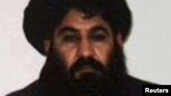 رهبر پیشین طالبان ملا اختر محمد منصور