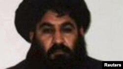 د طالبانو پخوانی وژل شوی مشر ملا اختر محمد منصور