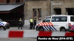 Полиция Нидерландов. Архивное фото