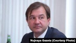 Бывший министр финансов Абхазии Дмитрий Сериков