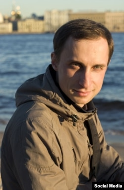 Дмитрий Бученков, фото со страницы в соцсетях