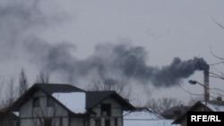 Zagađenje u Tuzli, foto: Maja Nikolić