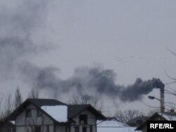 Povećano zagađenje u Tuzli - ilustrativna fotografija: Maja Nikolić