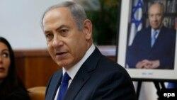 بنیامین نتانیاهو صدراعظم اسرائیل