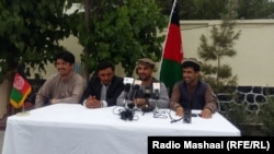 demands of Provincial Council regarding reconstruction Projects in Khost .09-05-2015