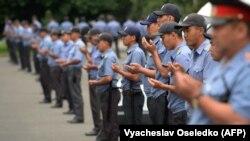 Бишкек. 15 июня 2018 г.