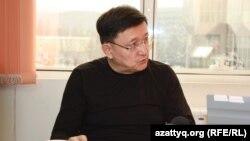 Политик и экономист Айдар Алибаев.