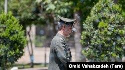 امیر حاتمی٬ وزیر دفاع جمهوری اسلامی
