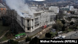 Sarajevo: dan nakon protesta