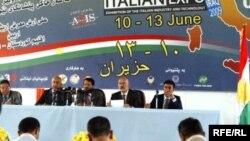 إستعدادات لمعرض الشركات الإيطالية الثالث في كردستان العراق