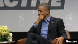 اوباما: نظر مشخص و روشنی در این رابطه ندارم