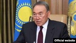 Қазақстан президенті Нұрсұлтан Назарбаев. Астана, 24 мамыр 2016 жыл.