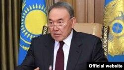Нұрсұлтан Назарбаев, Қазақстан президенті. Астана, 24 мамыр 2016 жыл.