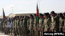 Ооган армиясы менен полициясынын катарына чакырылгандар арасына талибдер да кирип кеткени жокко чыгарылбайт.