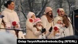 Під час святкування Різдва у Львові (архівне фото)