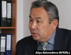 Начальник отдела переработки и маркетинга управления сельского хозяйства Алматинской области Сеилхан Нурашев.