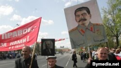 «Правильные» лозунги в Минске принято писать на русском