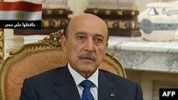 Египеттің вице-президенті Омар Сүлеймен.