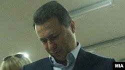 Лидерот на ВМРО ДПМНЕ Никола Груевски