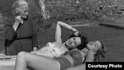 Федерико Пателлани. «Санта Маргерита (Генуя)», 1947; проект «Самая красивая — это ты» представлен Federico Patellani Archive, Milan