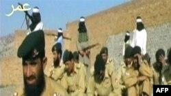 مقامات پاکستانی: سيزده نفر از جمله شش مامور امنيتی را، سر بريده اند.