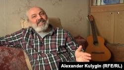 Александр Аванесов, хор дирижері. Мәскеу. Видеокадр көрінісі.